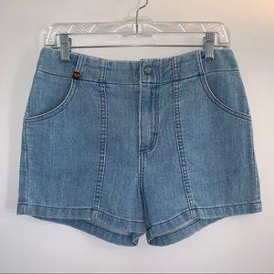 High Waist ROXY Shorts